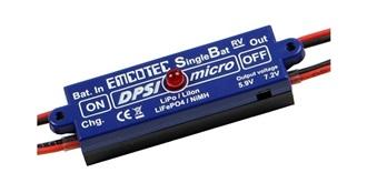 Emcotec DPSI Micro - SingleBat 5.5/7.2 JR