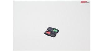 Ladezustand Markierer rot/grün 5St