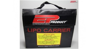 LiPo Carrier (Tasche) 240x180x65mm