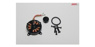 Motor EP 2203-1500kv V2 2LiPo max -7A 3mm