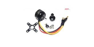 Motor EP 2208-1550kv 2-3LiPo max -15A 3.17mm