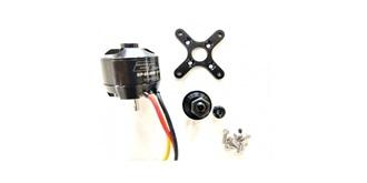 Motor EP 2808-1200kv 3-4LiPo max -22A 4mm
