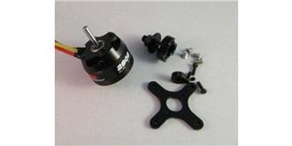 Motor EP 2808-1500kv 2-3LiPo max -22A 4mm