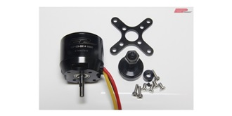 Motor EP 2814-850kv 3-5LiPo max -25A 4mm