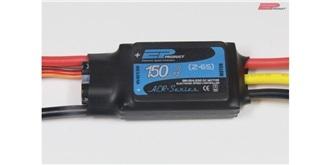 ESC EP AER 150A 2-6S LiPo, S-BEC 6A, 93g