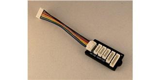 Ladegerät EP X6 Balancer-Adapter HP