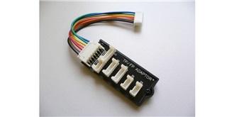 Ladegerät EP X6 Balancer-Adapter TP