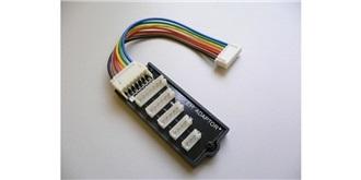 Ladegerät EP X6 Balancer-Adapter EH (GRA/ROB)