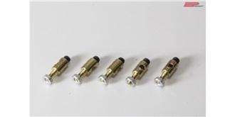 Gestängeanschluss d=4mm, Gestänge -2.5mm 5St