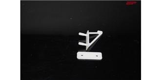 Ruderhorn Mini Ultra light 23x14x6mm 10St