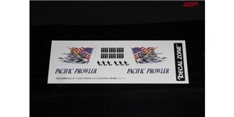 "Decor Scale Nose Art ""Pacific Prowler"""