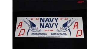 Decor Scale Jet US-Navy