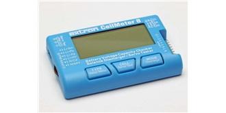 Accu LiPo Battery Analyzer+Balancer+Servotester