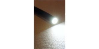 Unilight Flexible glass fiber optic wire, 4mm, 1m