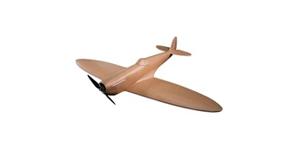 RC Flug FliteTest Spitfire Master Serie 1220mm Kit