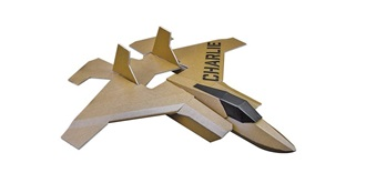 RC Flug Flite Test Charlie 609mm Kit