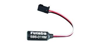 FUTABA Telemetrie FASSTest Sensor RPM Magnet