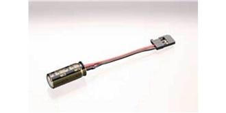 Empfänger FUTABA Speicher-Kondensator 1800uF