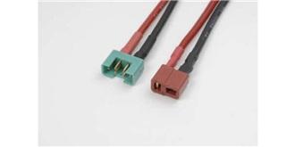 Stecker Kupplungskabel MPX (Accu) - Deans (Regler)
