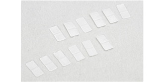 Ruderscharnier Flex Hinges Micro 3.5x7mm 10St