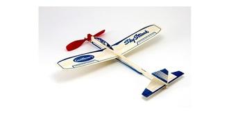 Freiflug Sky Streak Glider Guillow Kit Balsaholz