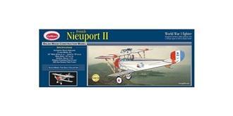 Guillow Nieuport II (610mm) Kit Balsaholz