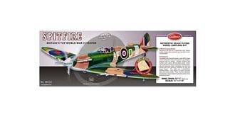 Guillow Spitfire (701mm) Kit Balsaholz