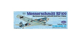 Guillow Messerschmitt Bf-109 (420mm) Kit Balsaholz