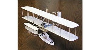 Guillow Wright Flyer 1903 (616mm) Kit Balsaholz