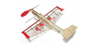 Freiflug Gummimotor Rockstar Jet Kit Balsaholz