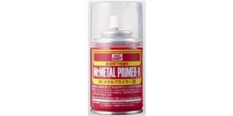 Mr.Metal Primer R Grundierspray für Metal 170ml
