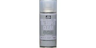 Mr.SuperClear Klarlack halbglanz (semi-gloss) Sp..