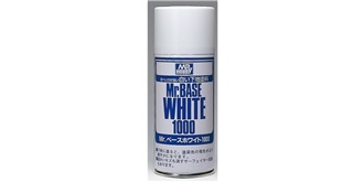 Mr.BaseWhite 1000 Grundierspray 180ml