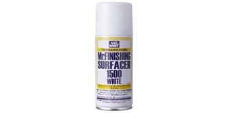 Mr.Finishing Surfacer 1500 weiss Grundierspray 1..