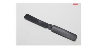 Propeller GWS DD Indoor  4x2,5' 2-Blatt schw