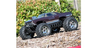 Kar Monster Pontiac GTO '67 passend HPI Savage