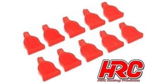 KarZub Klammer Grip-Halter rot 10St