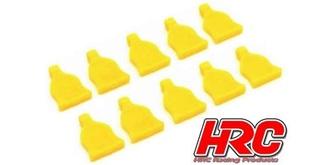 KarZub Klammer Grip-Halter gelb 10St