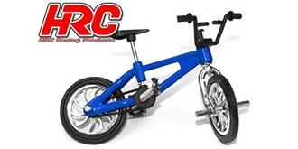 Velo BMX 1:10 blau