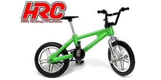 Velo BMX 1:10 grün
