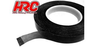 Klebband HRC Akkutape GFK schwarz 18mmx55m