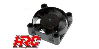 Ventilator 25x25mm schwarz 5-9V JR