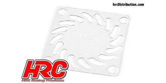 Verntilator Schutzplatte für Grösse 25x25mm