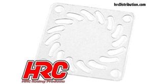 Verntilator Schutzplatte für Grösse 30x30mm