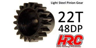 Ritzel Modul 48Dpi 22T lightsteel