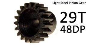 Ritzel Modul 48Dpi 29T Stahl gehärtet