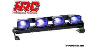 Lichtbalken LED blau