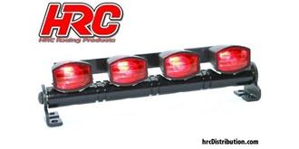 Lichtbalken LED rot