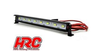 Leuchtbalken 8 LEDs l=135mm 4,8-6V