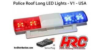 Licht Police Roof Long Lights V1 1St